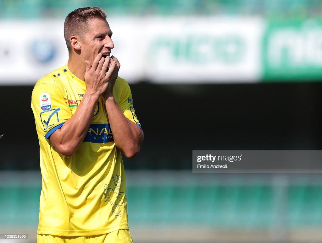 Chievo Verona v Udinese - Serie A