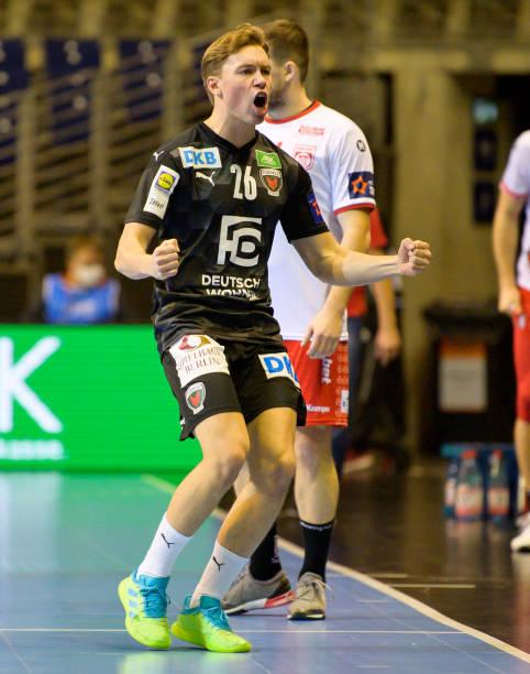 DEU: EHF EUROPEAN LEAGUE - Fuechse Berlin v Dinamo Bukarest