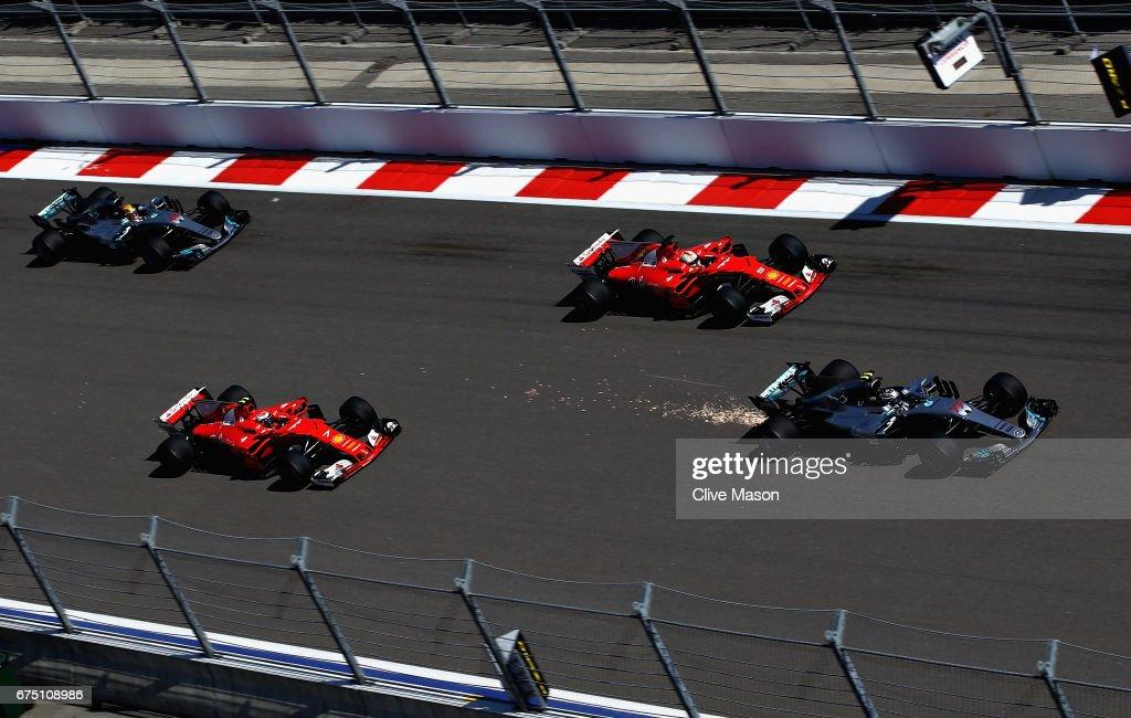 F1 Grand Prix of Russia : Foto di attualità