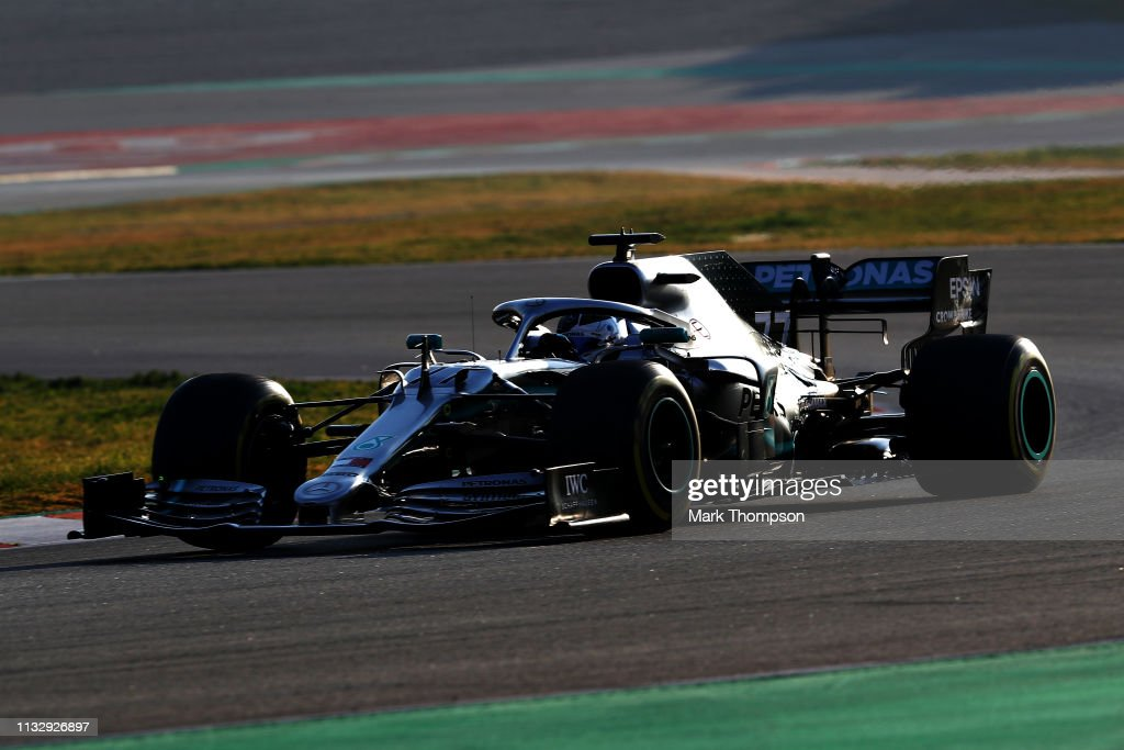 ESP: F1 Winter Testing in Barcelona - Day Four