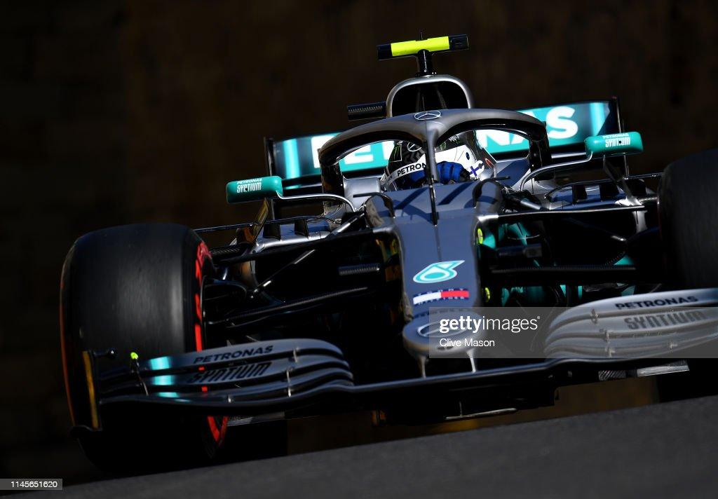 F1 Grand Prix of Azerbaijan : News Photo