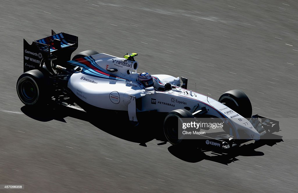 F1 Grand Prix of Russia - Qualifying : News Photo