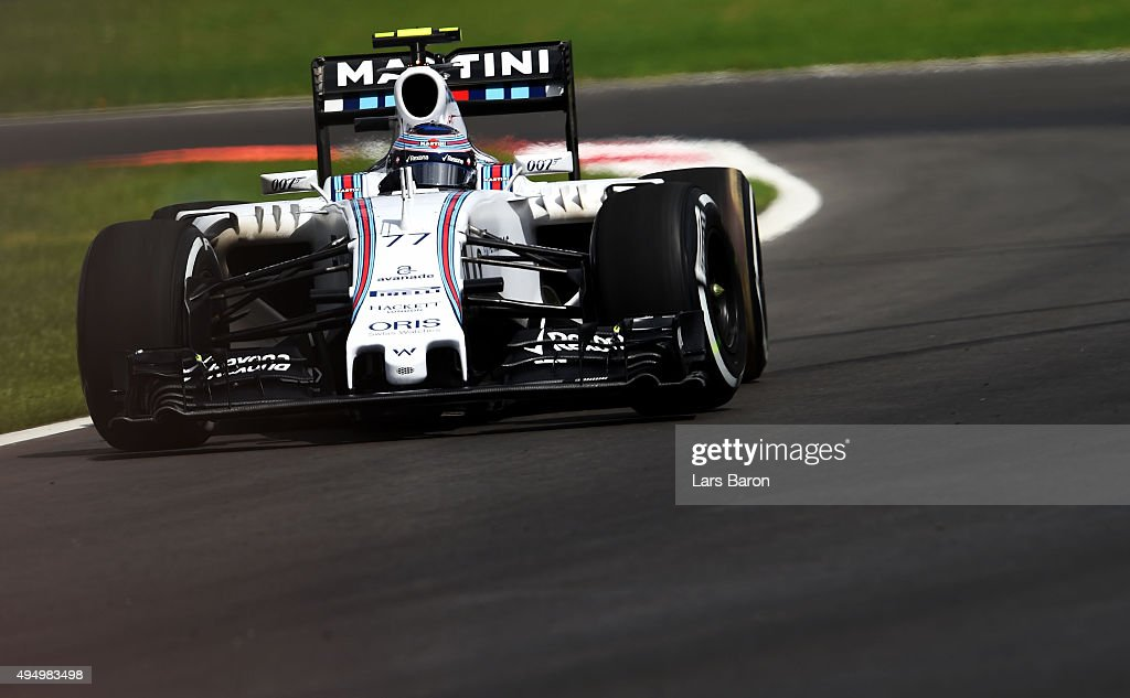 F1 Grand Prix of Mexico - Practice : News Photo