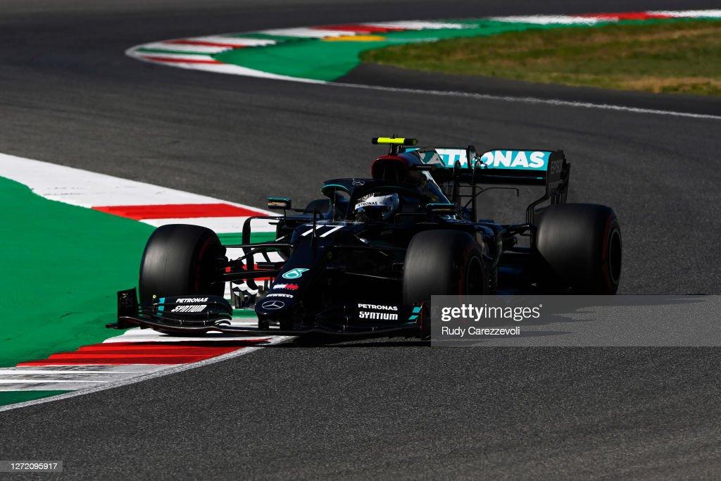 F1 Grand Prix of Tuscany - Qualifying : News Photo