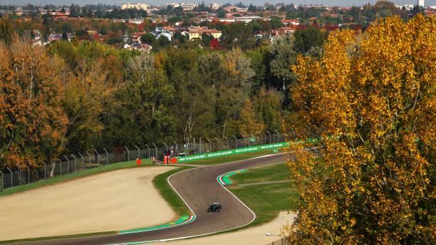 ITA: F1 Grand Prix of Emilia Romagna - Practice & Qualifying