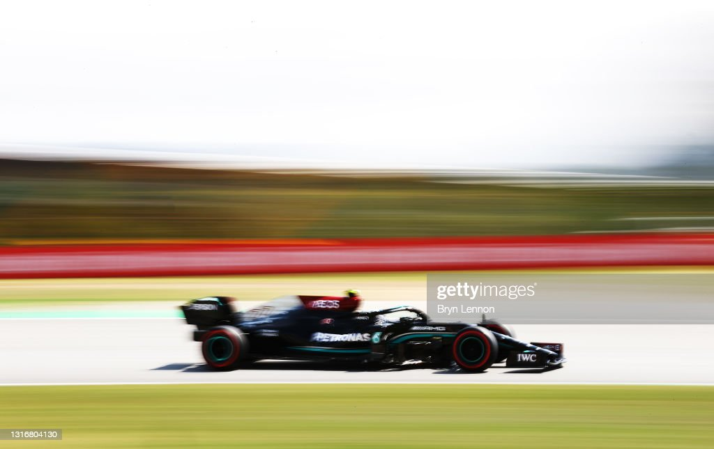 F1 Grand Prix of Spain - Practice : News Photo
