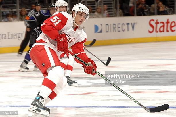 542 Detroit Red Wings Center Valtteri Filppula Photos And Premium High Res Pictures Getty Images