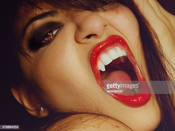 vampire girl - vampire stock pictures, royalty-free photos & images