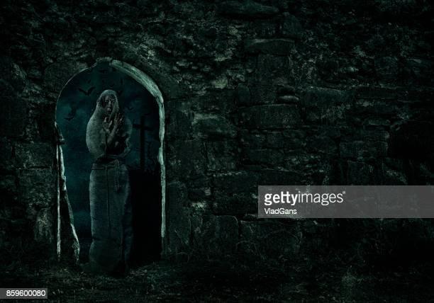 墓地の吸血鬼