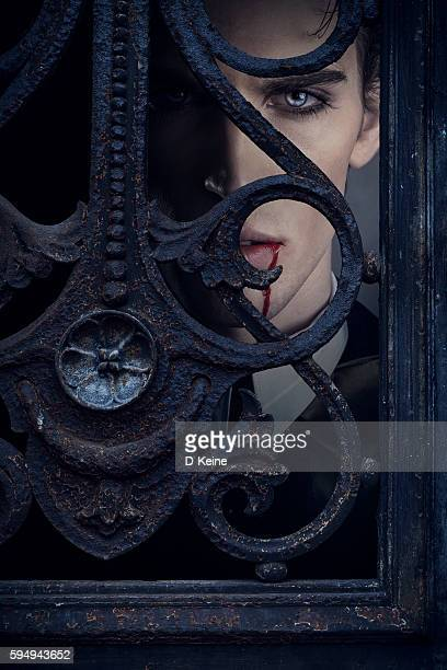vampire - gothic stock pictures, royalty-free photos & images