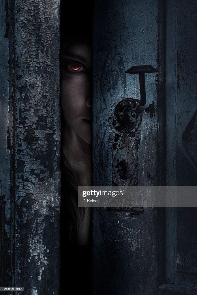 Vampiro : Foto de stock