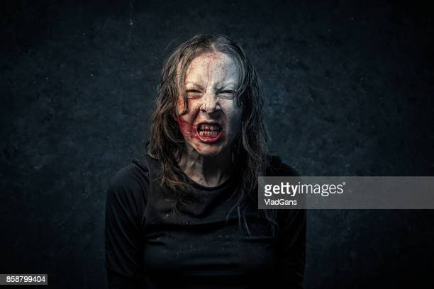 vampire woman - vladgans or gansovsky stock pictures, royalty-free photos & images