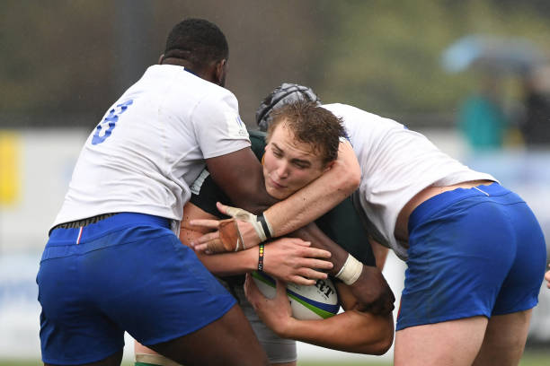 ARG: South Africa U20 v France U20 - World Rugby U20 Championship 2019