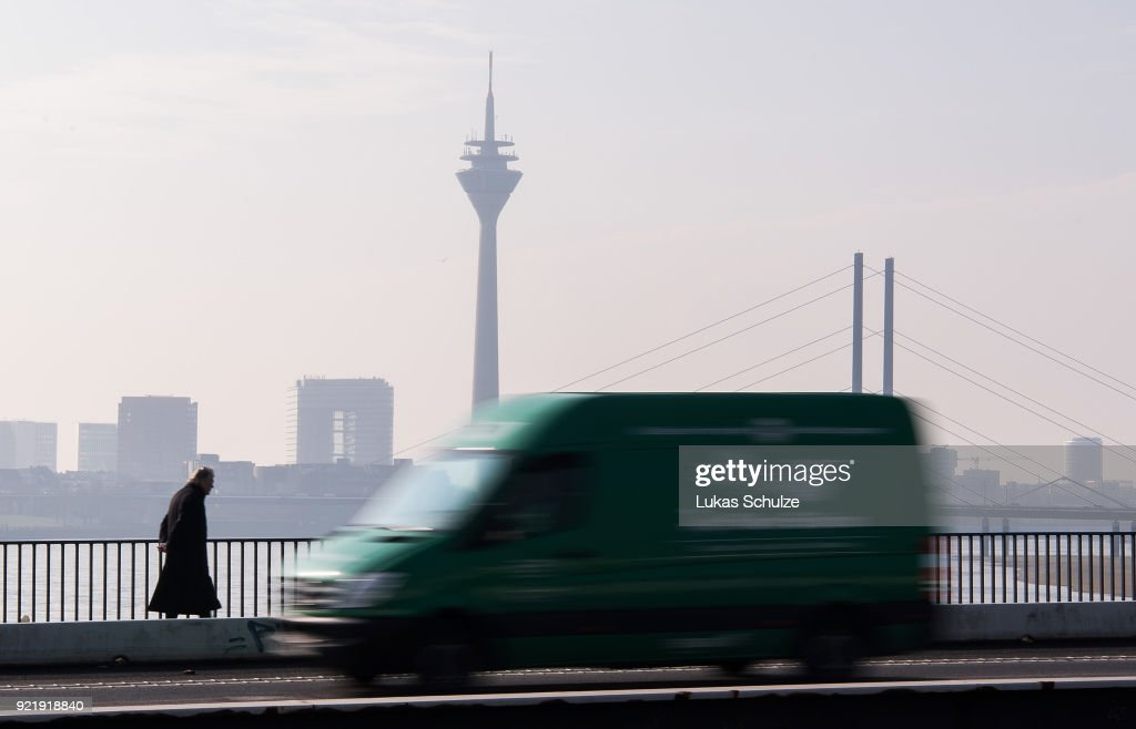 Federal Court To Rule On Diesel Bans For Certain Cities : News Photo