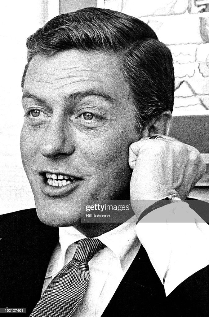 MAR 1966, MAR 27 1966; Van Dyke, Dick; ***** both his friends and casual acquaintances.; : News Photo