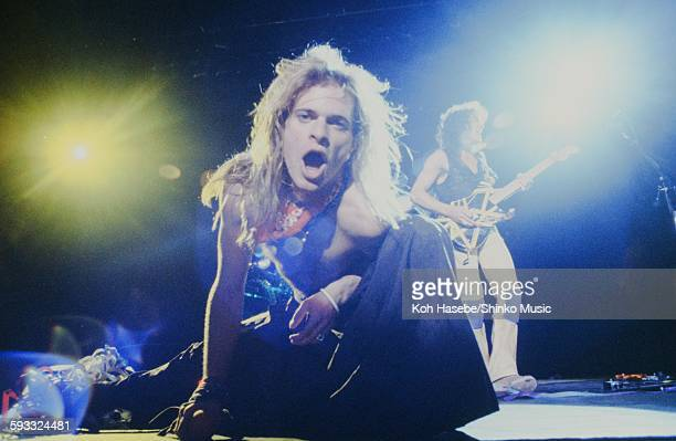 Van Halen at Osaka Prefectural Gymnasium Osaka September 1979
