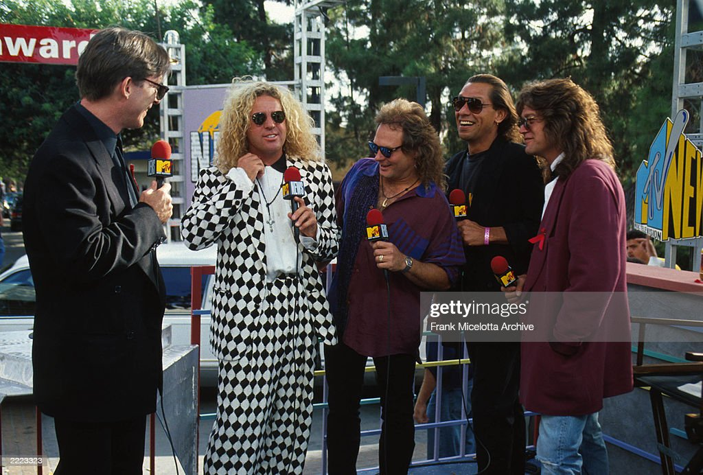 Video Music Awards 1992 : News Photo