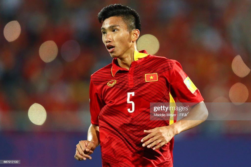 Van Hau Doan of Vietnam during the FIFA U-20 World Cup Korea Republic 2017 group E match between Vietnam and New Zealand at Cheonan Baekseok Stadium on May 22, 2017 in Cheonan, South Korea.