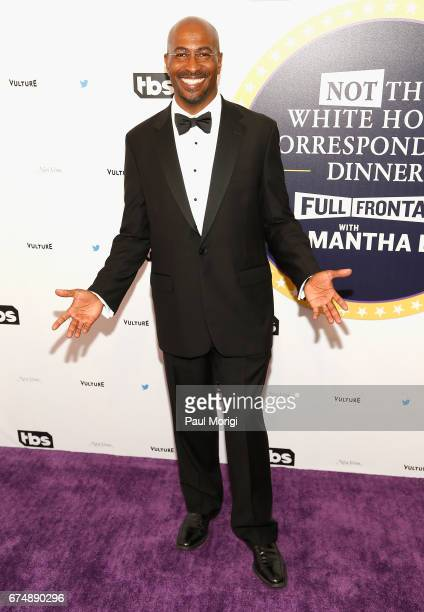 Van Jones attends 'Not the White House Correspondents' Dinner' presented by Full Frontal With Samantha Bee at DAR Constitution Hall on April 29 2017...