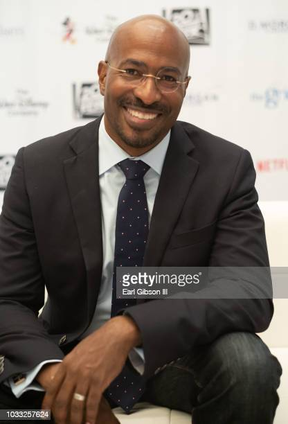 Van Jones attends the 48th Annual Congressional Black Caucus Foundation on September 14 2018 in Washington DC