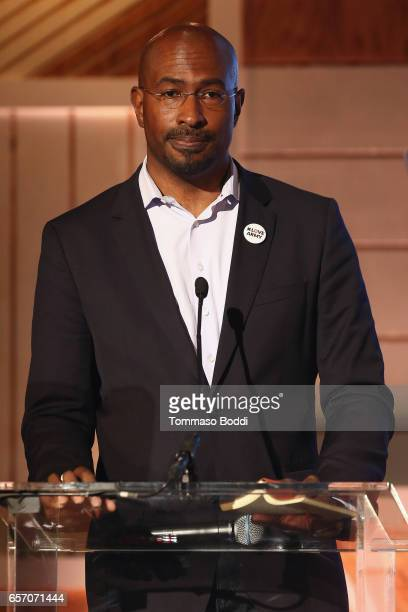 Van Jones attends the EMA Impact Summit held at the Montage Beverly Hills on March 23 2017 in Beverly Hills California
