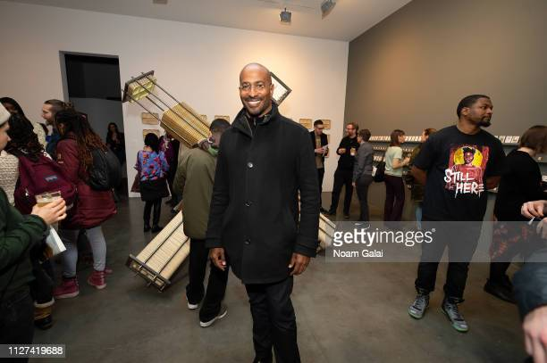 Van Jones attends The OG Experience by HBO at Studio 525 on February 23 2019 in New York City