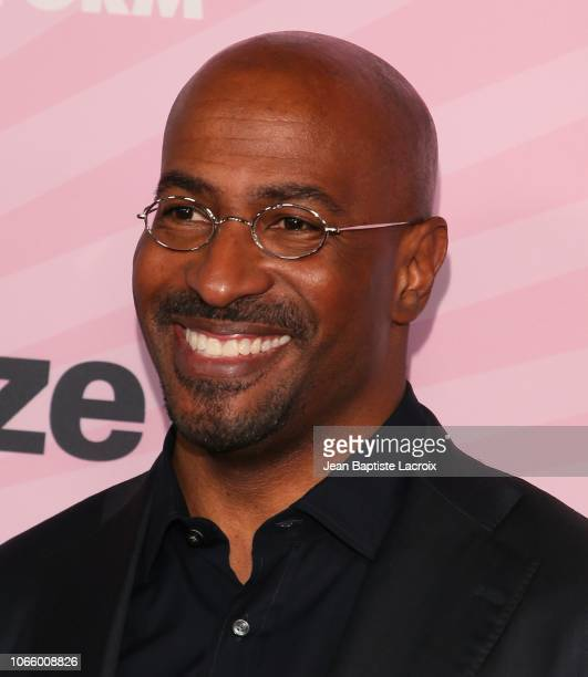 Van Jones attends the premiere of 'Life Size 2' at Hollywood Roosevelt Hotel on November 27 2018 in Hollywood California