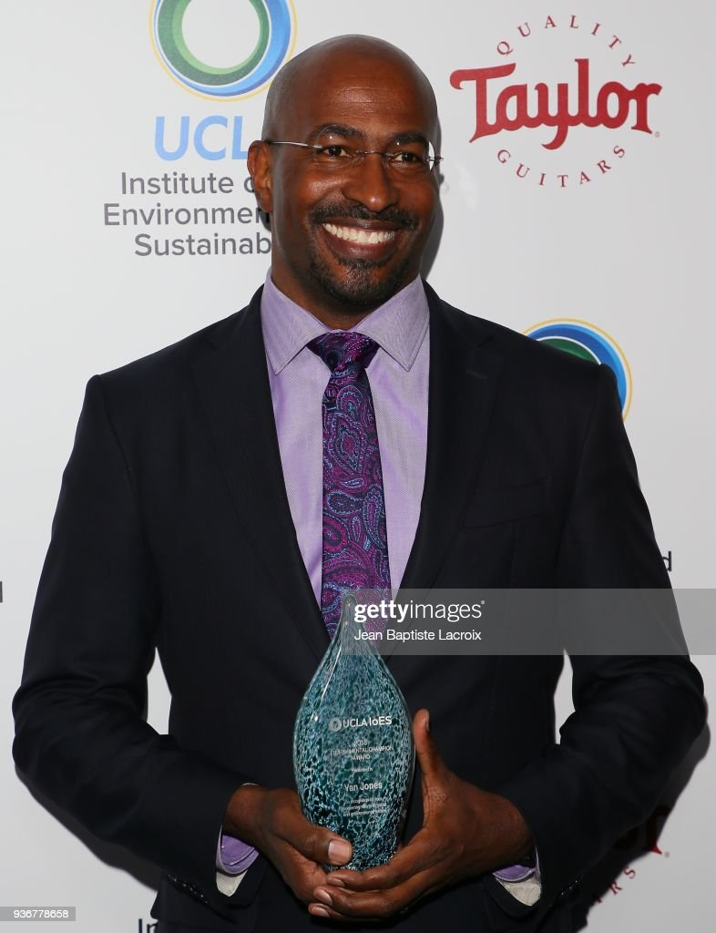 UCLA's 2018 Institute Of The Environment And Sustainability  Gala - Arrivals