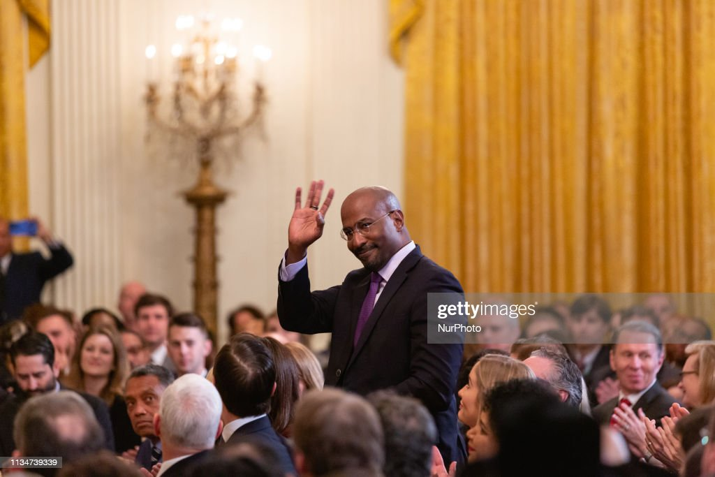 2019 Prison Reform Summit And First Step Act Celebration : News Photo