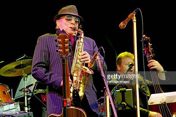 Van Morrison Love Supreme Jazz Festival Glynde Place East Sussex 2015 Artist Brian O'Connor