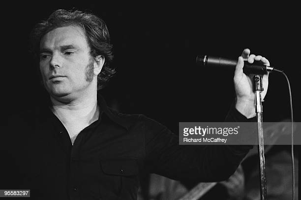 Van Morrison performs live at The Old Waldorf Nightclub in 1978 in San Francisco California