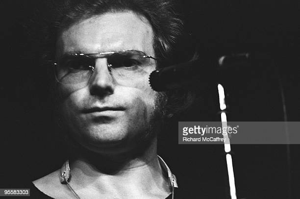 Van Morrison performs live at The Winterland Ballroom in 1974 in San Francisco California