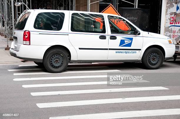 USPS van