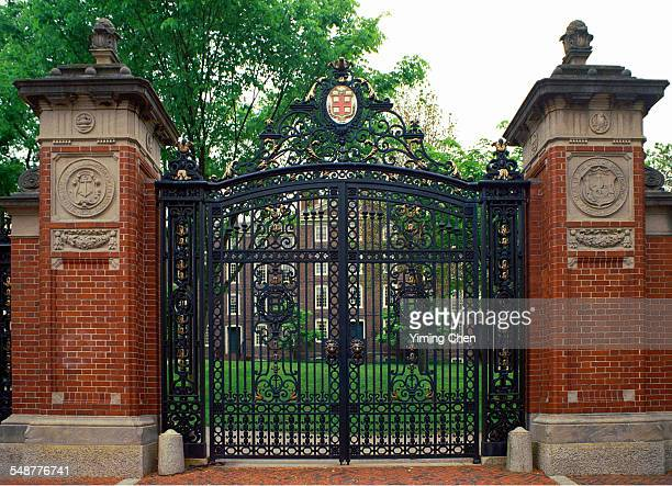 Van Wickle Gate of Brown University