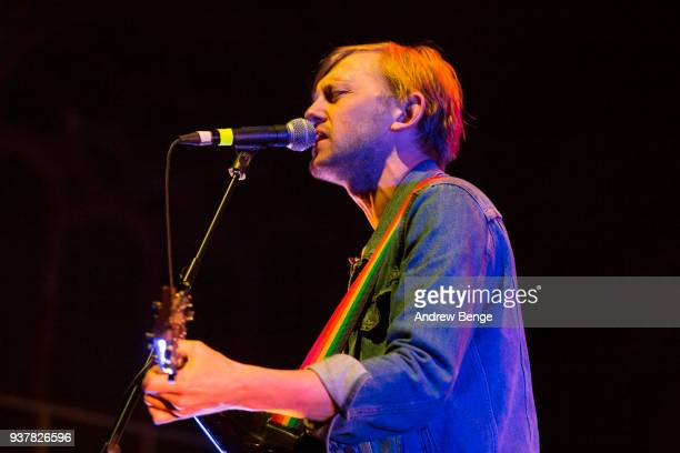 Van William performs at Albert Hall on February 26 2018 in Manchester England