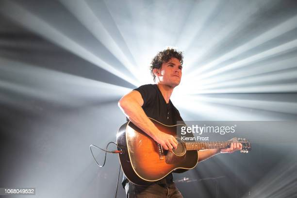 Vance Joy performs at the Olympia Theatre on November 15, 2018 in Dublin, Ireland.