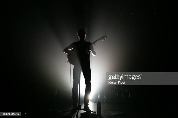 Vance Joy performs at the Olympia Theatre on November 15 2018 in Dublin Ireland