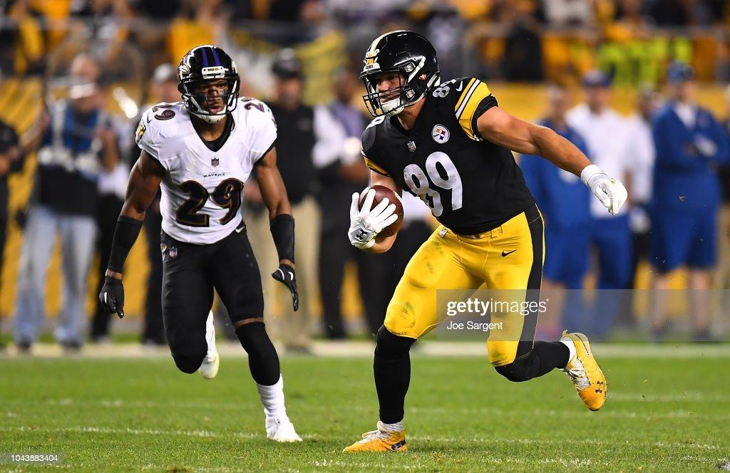 Baltimore Ravens v Pittsburgh Steelers : News Photo