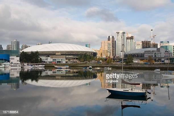 バンクーバー bc スタジアムドーム型 - bcプレイス・スタジアム ストックフォトと画像