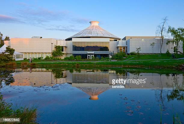 Vancouver Canada MacMillan Space Centre