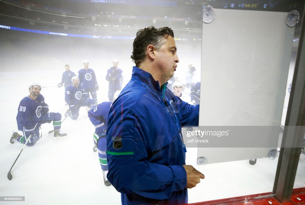 2017 NHL China Games - Day 1