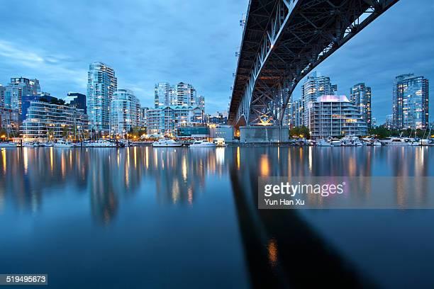 Vancouver Cityscape