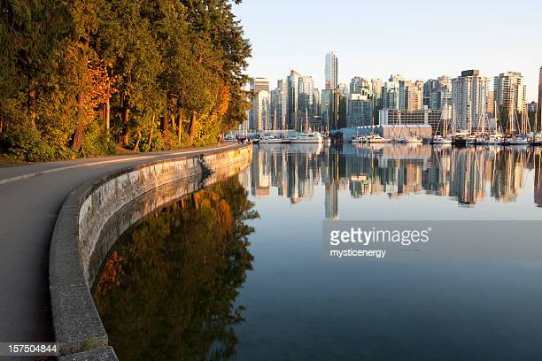 vancouver  stanley park - british columbia stock pictures, royalty-free photos & images