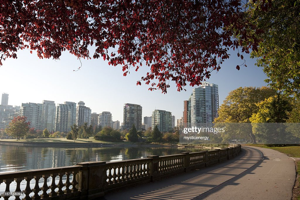 Vancouver Stanley Park : Stock Photo