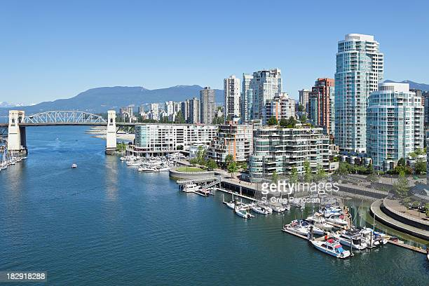 Am Wasser in Vancouver