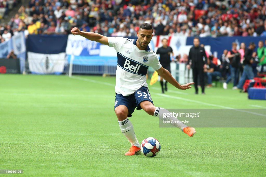 SOCCER: MAY 25 MLS - FC Dallas at Vancouver Whitecaps : News Photo