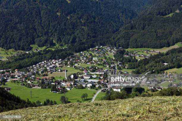 vandans, montafon, vorarlberg, austria - フォアアールベルク州 ストックフォトと画像