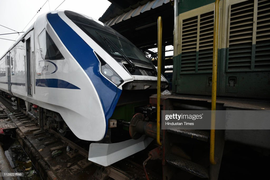 IND: Vande Bharat Express Breaks Down A Day Before First Commercial Run