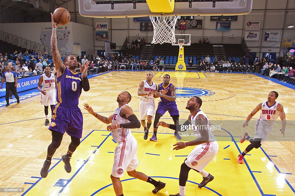 2016 NBA D-League Showcase Day 5