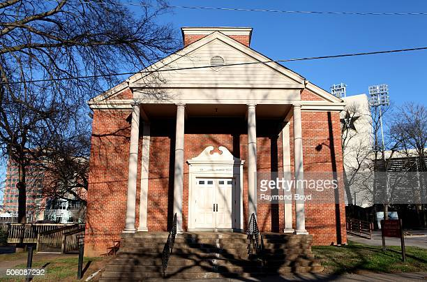 Vanderbilt University Music Rehearsal Hall on January 1 2016 in Nashville Tennessee